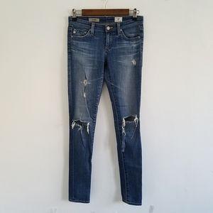 Adrianna Goldschmied The Legging Super Skinny Jean